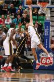 Indiana Pacers v Utah Jazz: Andrei Kirilenko and Danny Granger Photographic Print by Melissa Majchrzak