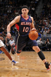 Atlanta Hawks v Orlando Magic: Mike Bibby Photographic Print by Fernando Medina