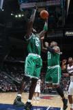 Boston Celtics v Atlanta Hawks: Kevin Garnett Photographic Print by Scott Cunningham