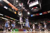 Denver Nuggets v Phoenix Suns: Hakim Warrick Photographic Print by Christian Petersen