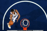 Los Angeles Lakers v Memphis Grizzlies: Rudy Gay Photographic Print by Joe Murphy