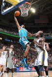 New Orleans Hornets v Utah Jazz: Trevor Ariza Photographic Print by Melissa Majchrzak