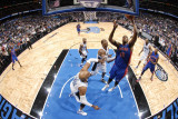 Detroit Pistons v Orlando Magic: Greg Monroe Photographic Print by Fernando Medina