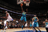 New Orleans Hornets v Los Angeles Clippers: Quincy Pondexter Photographic Print by Noah Graham
