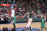 Boston Celtics v Philadelphia 76ers: Thaddeus Young Photographic Print by Jesse D. Garrabrant