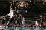 Miami Heat v Dallas Mavericks: Tyson Chandler and Erick Dampier Photographic Print by Glenn James