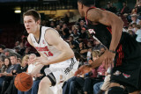 Utah Flash v Idaho Stampede: Luke Babbitt Photographic Print by Otto Kitsinger