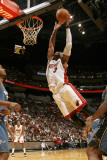 Washington Wizards v Miami Heat: Dwyane Wade Photographic Print by Issac Baldizon