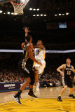 San Antonio Spurs v Golden State Warriors: Monta Ellis Photographie par Jed Jacobsohn