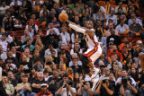 Atlanta Hawks v Miami Heat: Dwyane Wade Photographic Print by NBA Photos