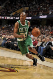 Boston Celtics v Cleveland Cavaliers: Ray Allen Photographic Print by David Liam Kyle