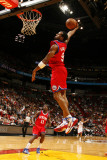 Philadelphia 76ers v Miami Heat: Andre Iguodala Photographic Print by Issac Baldizon