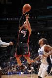 Miami Heat v Orlando Magic: Carlos Arroyo Photographic Print by Fernando Medina