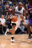 Phoenix Suns v Orlando Magic: Quentin Richardson and Jason Richardson Photographic Print by Andrew Bernstein