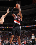 Portland Trail Blazers v Philadelphia 76ers: LaMarcus Aldridge Photo by Jesse D. Garrabrant