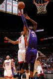 Phoenix Suns v Miami Heat: Hakim Warrick Photographic Print by Andrew Bernstein