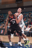 Utah Flash v Reno Bighorns: Brian Hamilton and Nick Fazekas Photographic Print by David Calvert