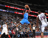 Oklahoma City Thunder v New Jersey Nets: Russell Westbrook Photo by Jesse D. Garrabrant