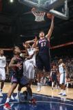 Washington Wizards v Atlanta Hawks: Zaza Pachulia Photographic Print by Scott Cunningham