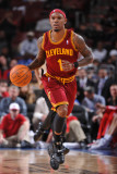 Cleveland Cavaliers v Philadelphia 76ers: Daniel Gibson Photographic Print by Jesse D. Garrabrant