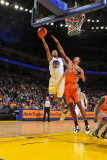 Phoenix Suns v Golden State Warriors: Monta Ellis and Channing Frye Photographic Print by Rocky Widner