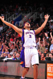 Minnesota Timberwolves v Phoenix Suns: Jared Dudley Photographic Print by P.A. Molumby