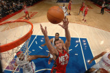 New Jersey Nets v Los Angeles Clippers: Kris Humphries Photographic Print by Noah Graham