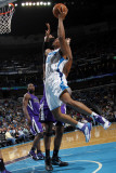 Sacramento Kings v New Orleans Hornets: David West Photographic Print by Layne Murdoch