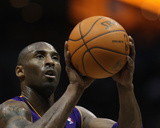 Los Angeles Lakers v Milwaukee Bucks: Kobe Bryant Photographic Print by Jonathan Daniel