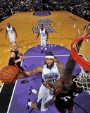 Miami Heat v Sacramento Kings: DeMarcus Cousins Photo by Rocky Widner