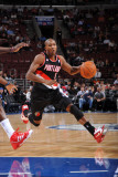 Portland Trail Blazers v Philadelphia 76ers: Armon Johnson Photographic Print by Jesse D. Garrabrant