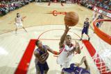 Phoenix Suns v Houston Rockets: Kyle Lowry Photographic Print by Bill Baptist