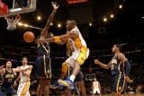 Utah Jazz v Los Angeles Clippers: Kobe Bryant Photographic Print by Noah Graham