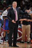 New York Knicks v Denver Nuggets: Mike D' Antonio Photographic Print by Garrett Ellwood
