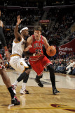 Chicago Bulls v Cleveland Cavaliers: Kyle Korver and Daniel Gibson Photographic Print by David Liam Kyle