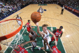 New Jersey Nets v Utah Jazz: Andrei Kirilenko Photographic Print by Melissa Majchrzak