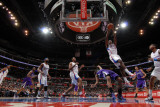 Sacramento Kings v Los Angeles Clippers: Al-Farouq Aminu Photographic Print by Noah Graham