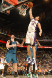 Minnesota Timberwolves v Phoenix Suns: Hedo Turkoglu Photographic Print by Barry Gossage
