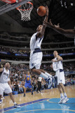 Golden State Warriors v Dallas Mavericks: Caron Butler Photographic Print by Glenn James