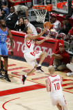Oklahoma City Thunder v Houston Rockets: Kevin Martin Photographic Print by Bill Baptist