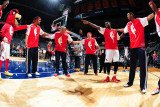 Memphis Grizzlies v Atlanta Hawks: Photographic Print by Scott Cunningham