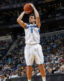 New York Knicks v New Orleans Hornets: Marco Belinelli Photographic Print by Layne Murdoch