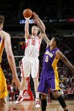 Los Angeles Lakers v Houston Rockets: Matt Barnes Photographic Print by Bill Baptist