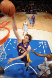 Los Angeles Lakers v Los Angeles Clippers: Pau Gasol Photographic Print by Noah Graham