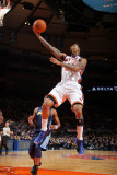 Denver Nuggets v New York Knicks: Wilson Chandler Photographic Print by Nathaniel S. Butler