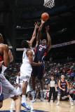 Washington Wizards v Atlanta Hawks: Joe Johnson Photographic Print by Scott Cunningham