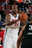 Utah Flash v Idaho Stampede: Antoine Walker Photographic Print by Otto Kitsinger