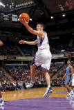 Washington Wizards v Sacramento Kings: Beno Udrih Photographic Print by Rocky Widner
