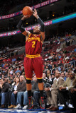 Cleveland Cavaliers v Philadelphia 76ers: Mo Williams Photographic Print by Jesse D. Garrabrant