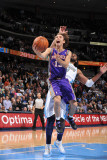 Phoenix Suns v Denver Nuggets: Steve Nash Photographic Print by Garrett Ellwood
